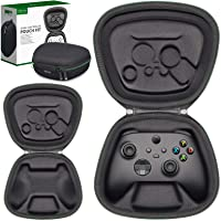 Sisma Game Controller Holder Travel Case for Official Xbox Series X or S or Xbox Core Wireless Controller, Hard Shell…