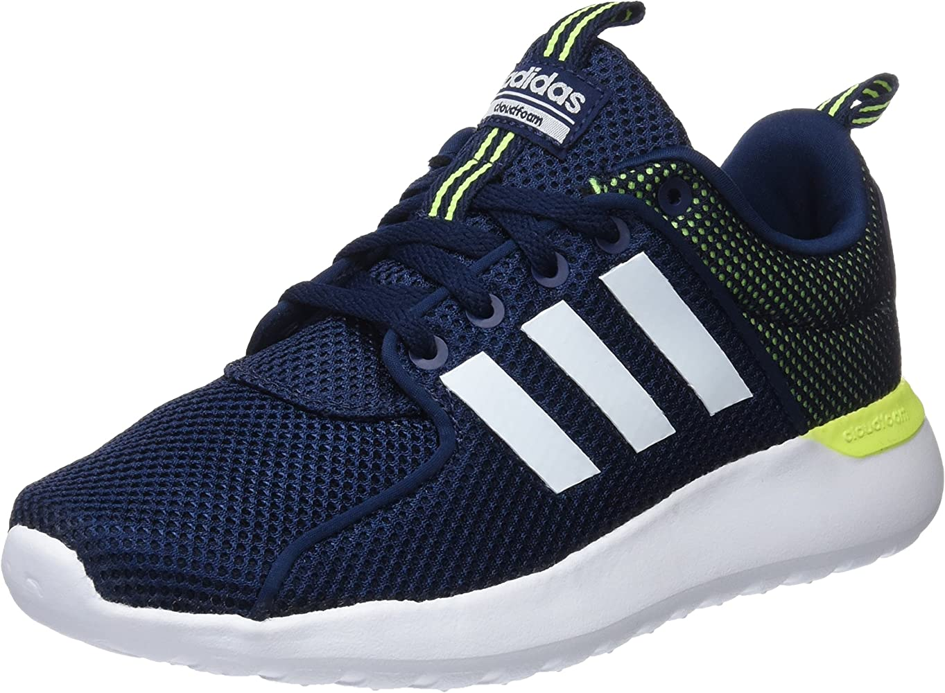 adidas lite racer clean mens trainers