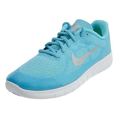 buy online c7b08 681e4 Nike Free Rn 2017 Big Kids Style   904258-401 Size   7 M US