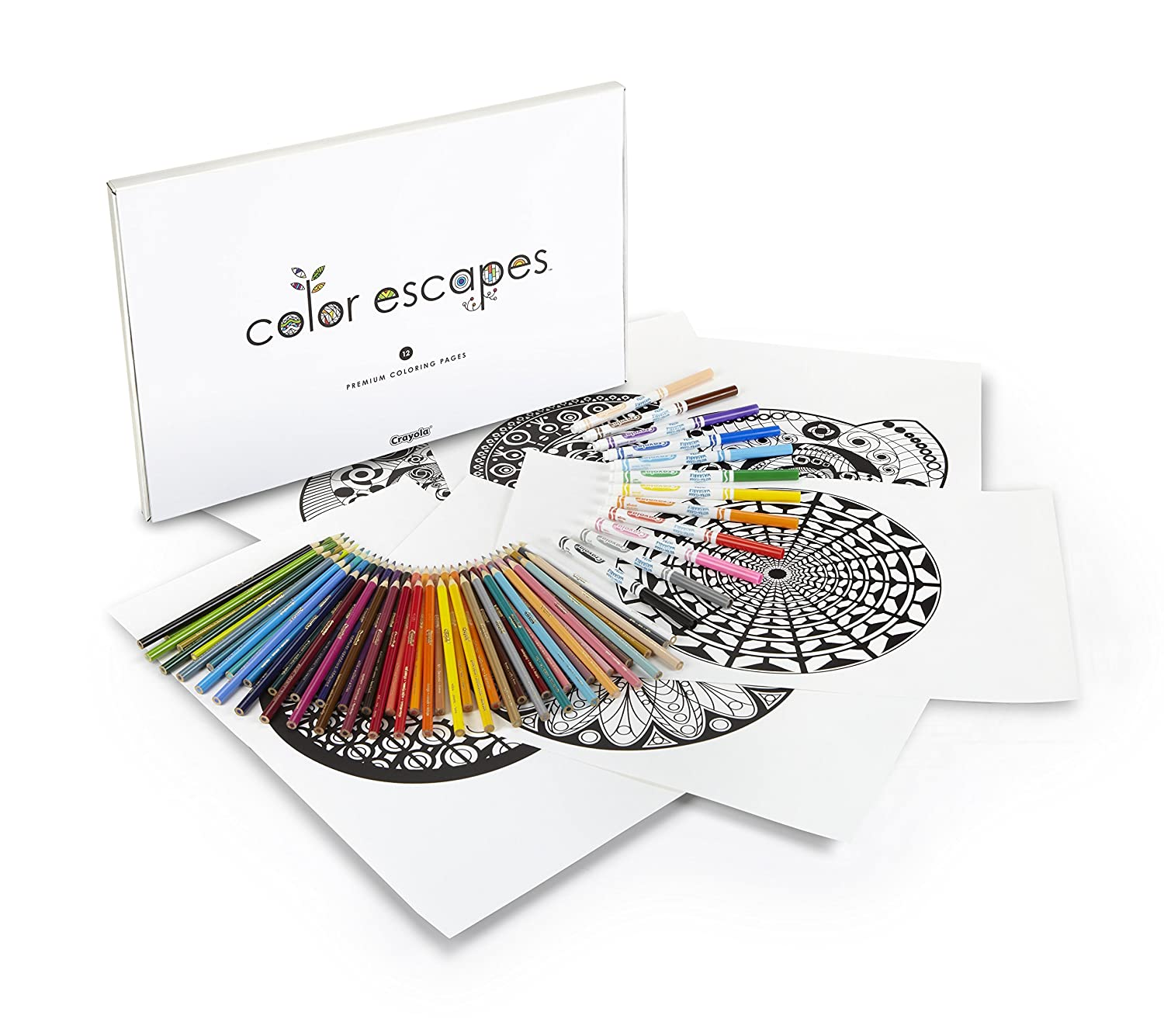 Crayola Color Escapes Coloring...