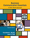 Business Communication Essentials: A Skills-Based Approach (2-downloads)