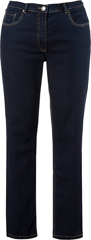 Ulla Popken Women's Plus Size Lift Blu Max 51% OFF Regular Jeans Fit 2021 autumn and winter new Shape