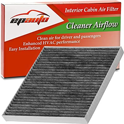 EPAuto CP709 (CF10709) Replacement for Hyundai/KIA Premium Cabin Air Filter includes Activated Carbon: Automotive [5Bkhe1504279]