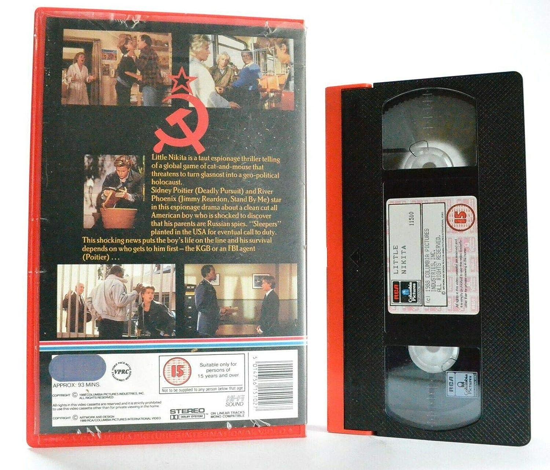 Little Nikita [VHS]: Amazon.es: Cine y Series TV