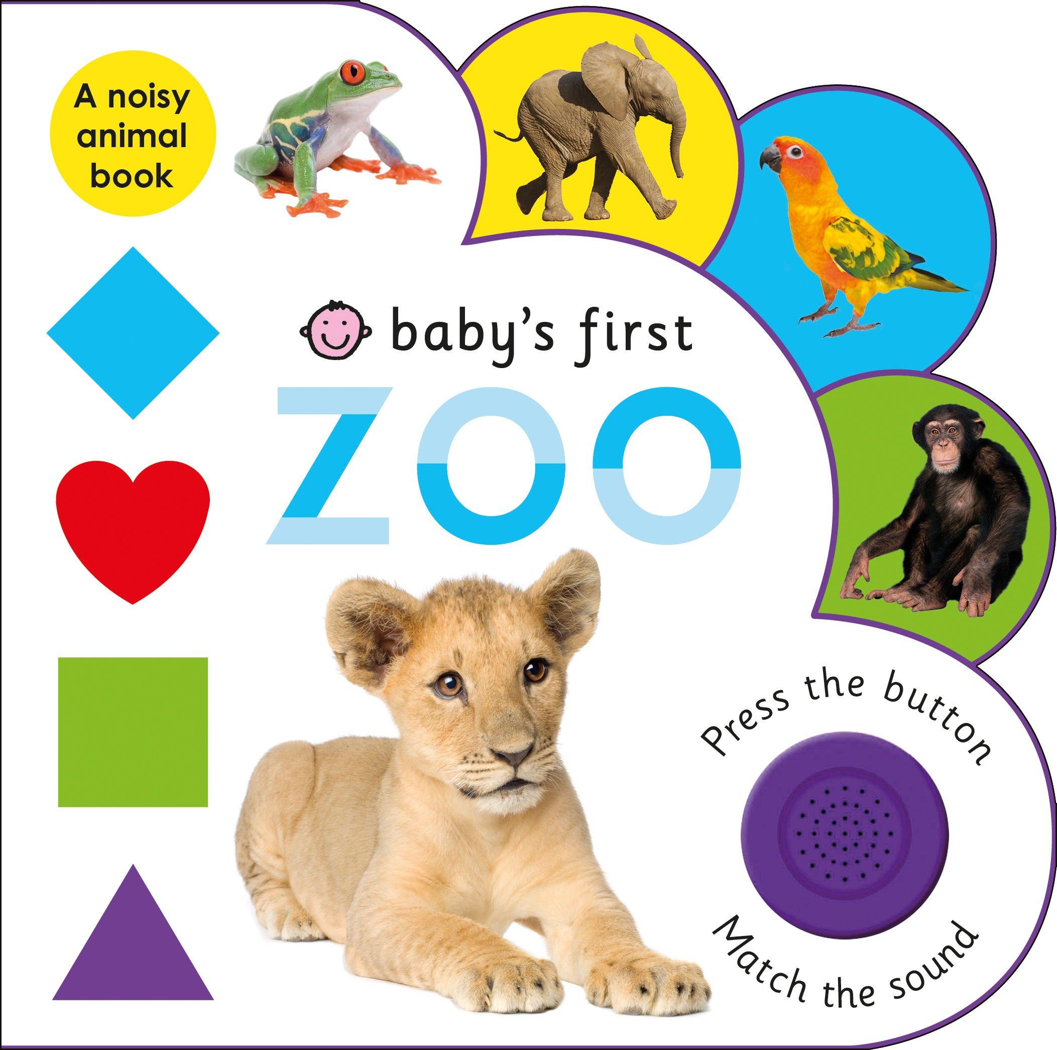 Baby's First Sound Book: Zoo: A sound book pdf epub