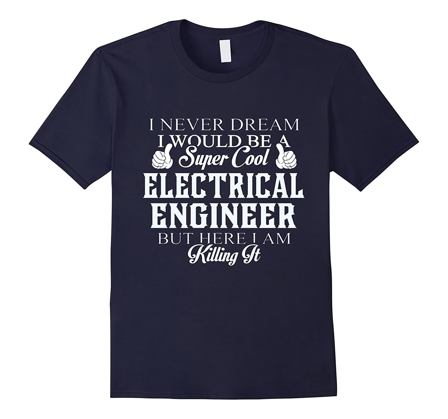 Dreamed would be super cool Electrical engineer killing it-Vaci