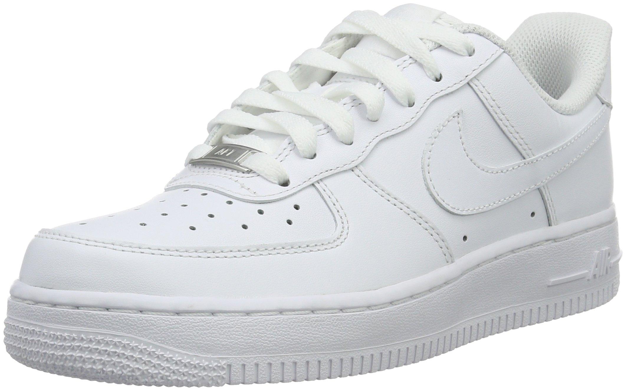 Nike [315115-112] AIR Force 1 '07 Womens Shoes White/White