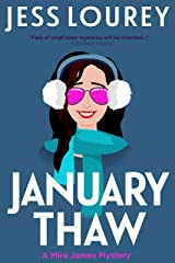 January Thaw (A Mira James Mystery Book 9) Kindle Edition