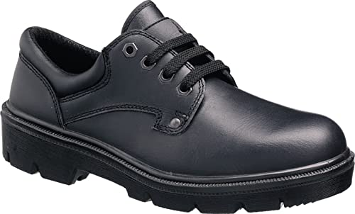 Tuffking 9061 S1P Black Leather Steel