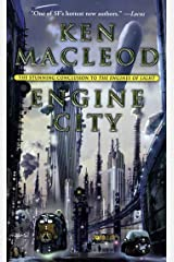 Engine City: The Stunning Conclusion to the Engines of Light Kindle Edition