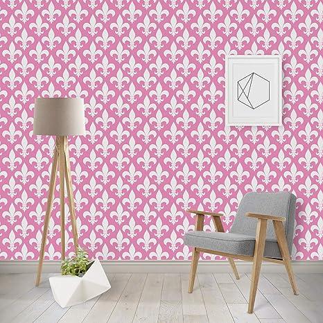 Amazoncom Youcustomizeit Fleur De Lis Wallpaper Surface