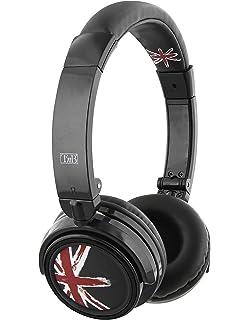 TnB CBSHINELD Binaural Diadema Negro auricular con micrófono - Auriculares con micrófono (Binaural