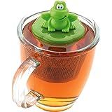 MSC International 4254 Frog Tea Infuser, Green