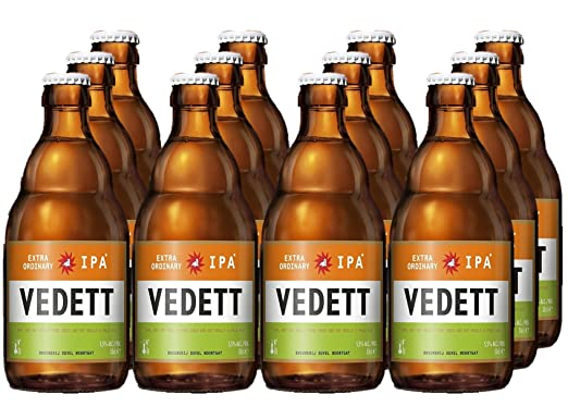 Vedett Lager 12 X 330 Ml Amazon Co Uk Grocery