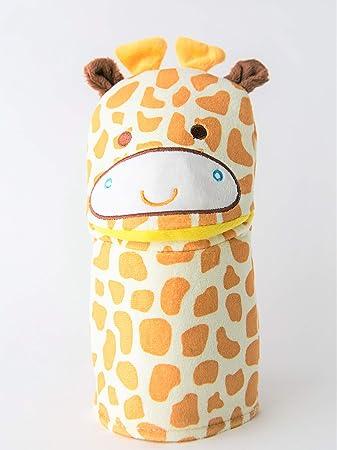 Baby Kids Bath Wash Mitt Gloves Towel Animal Faces Bathing Time Playing Fun Q