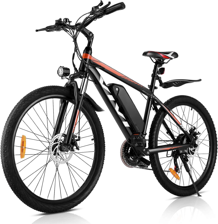Vivi Electric Mountain Bike
