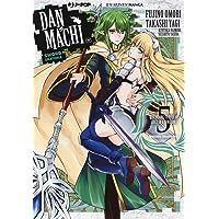 DanMachi. Sword oratoria: 5