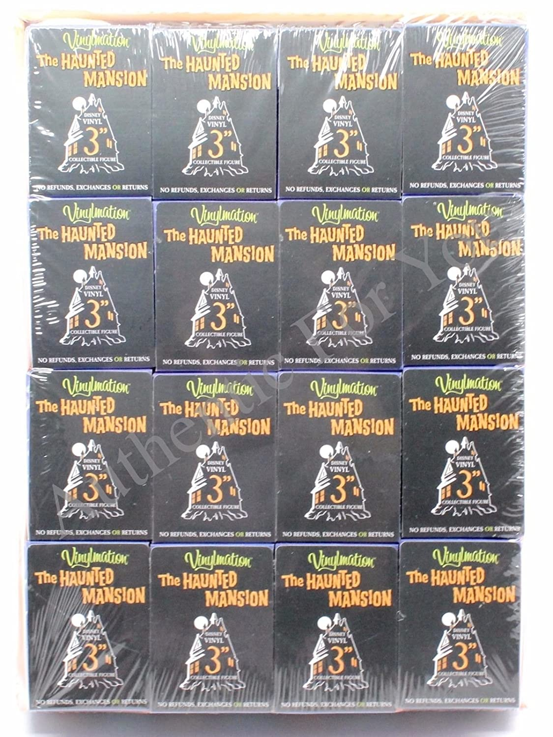 Haunted Mansion Vinylmation Complete Guaranteed Image 2