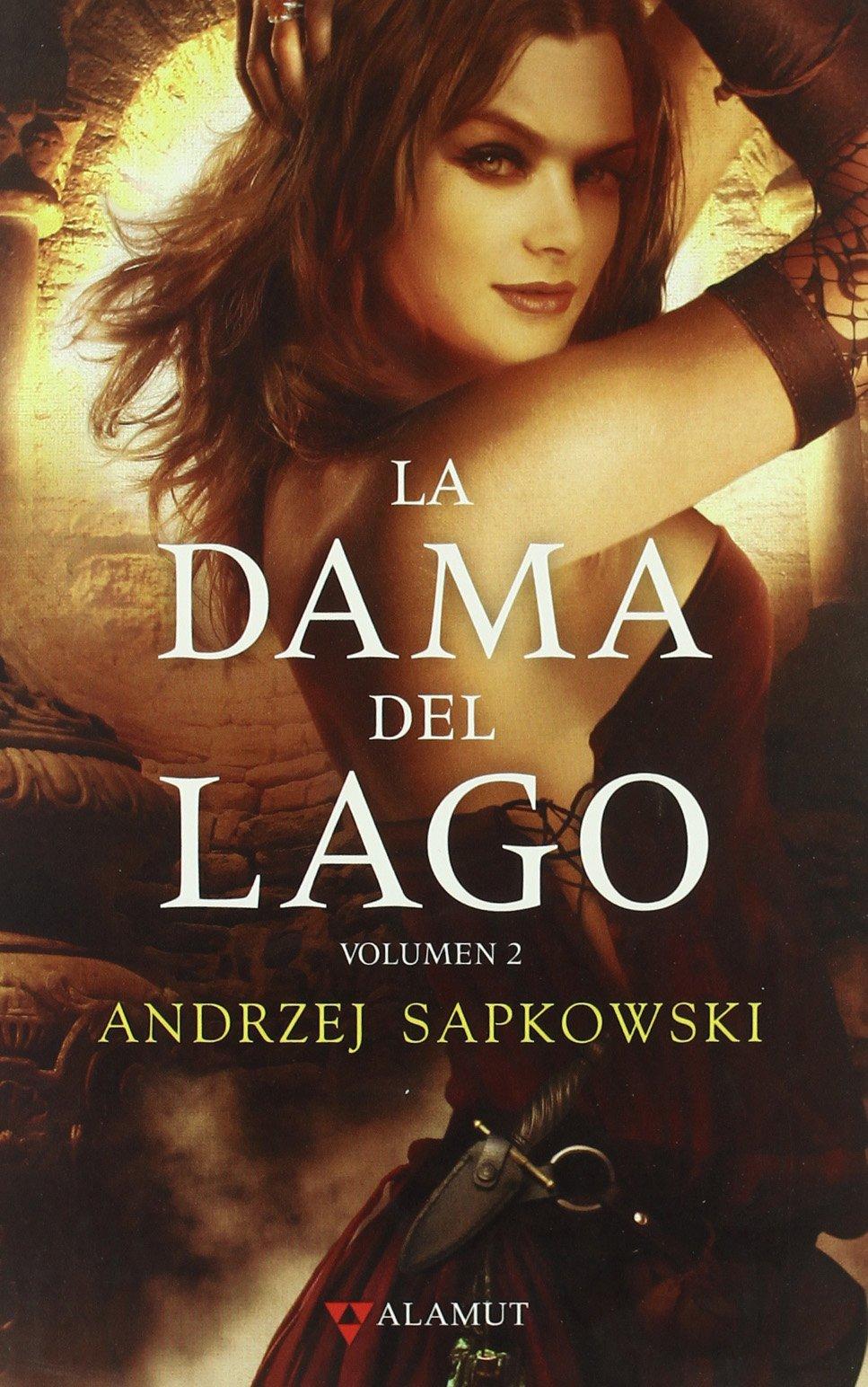La dama del lago 2 (Alamut Serie Fantástica): Amazon.es: Sapkowski ...