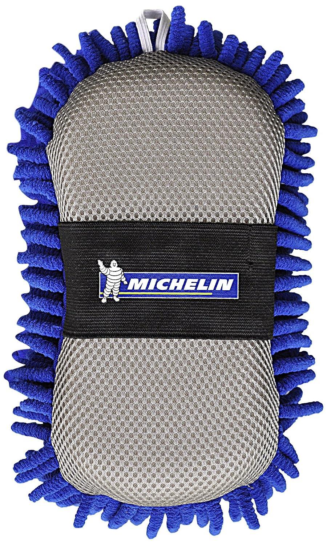 MICHELIN 009483 /Éponge de Lavage Chenille /& Basics Brosses pour Roues poign/ée Courte