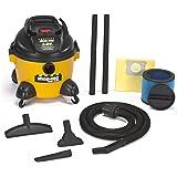 Shop-Vac 9650610 3.0-Peak Horsepower Right Stuff Wet/Dry Vacuum, 6-Gallon
