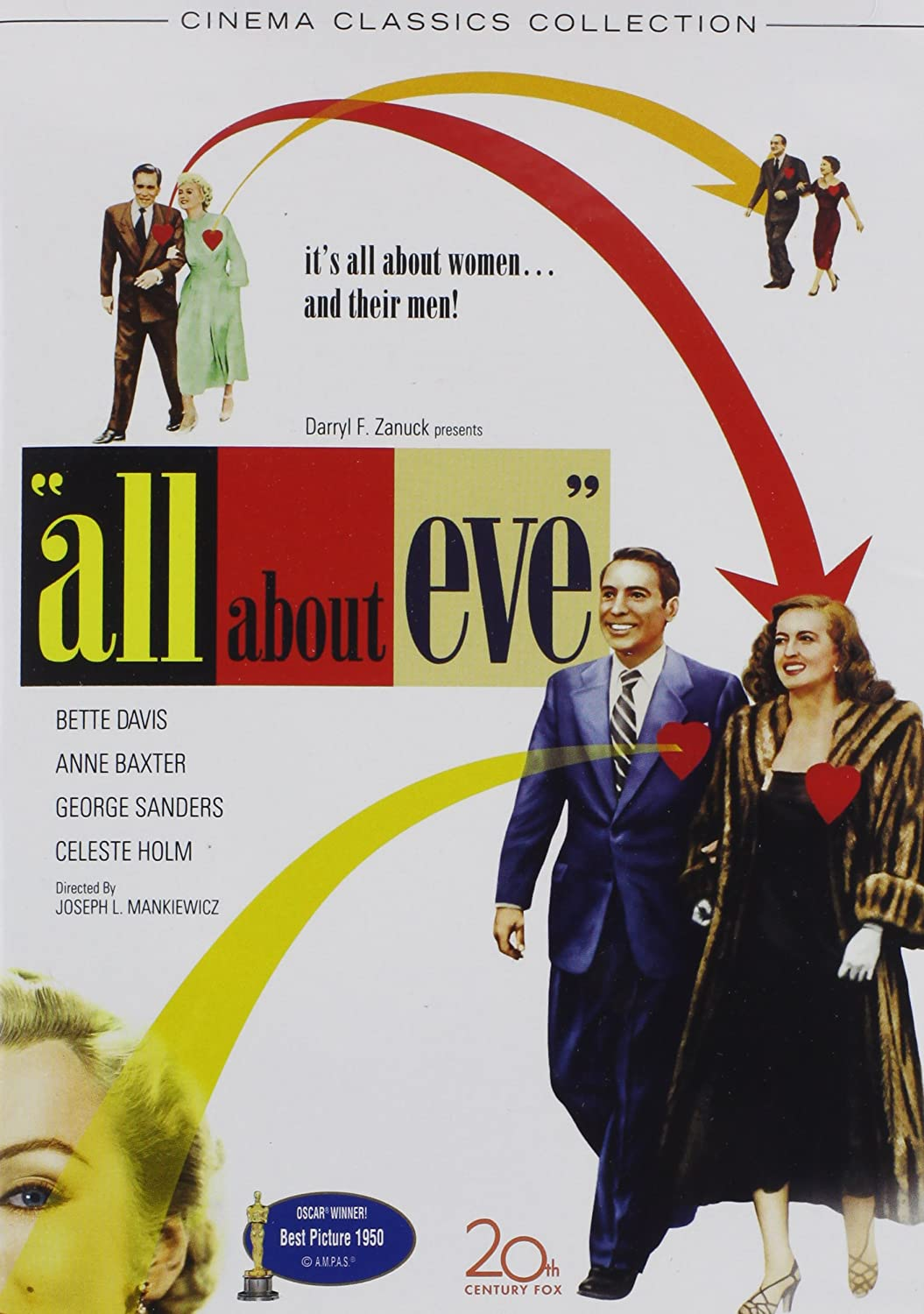 Amazon.com: All About Eve (Two-Disc Special Edition): Bette Davis ...