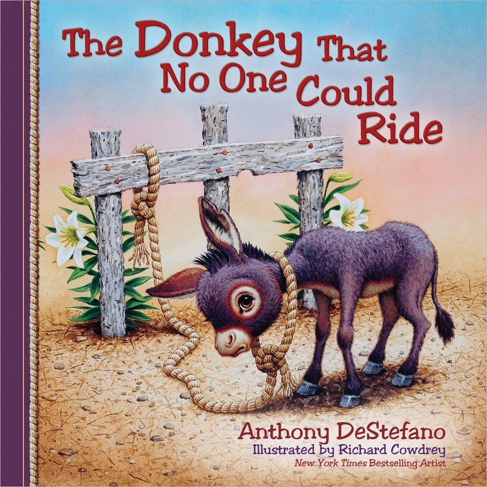 Read Online The Donkey That No One Could Ride ebook
