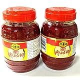 【2個セット】 豆板醤 川老匯 郫县豆瓣酱 豆板酱 净含量1kg 红油 1000g 中国