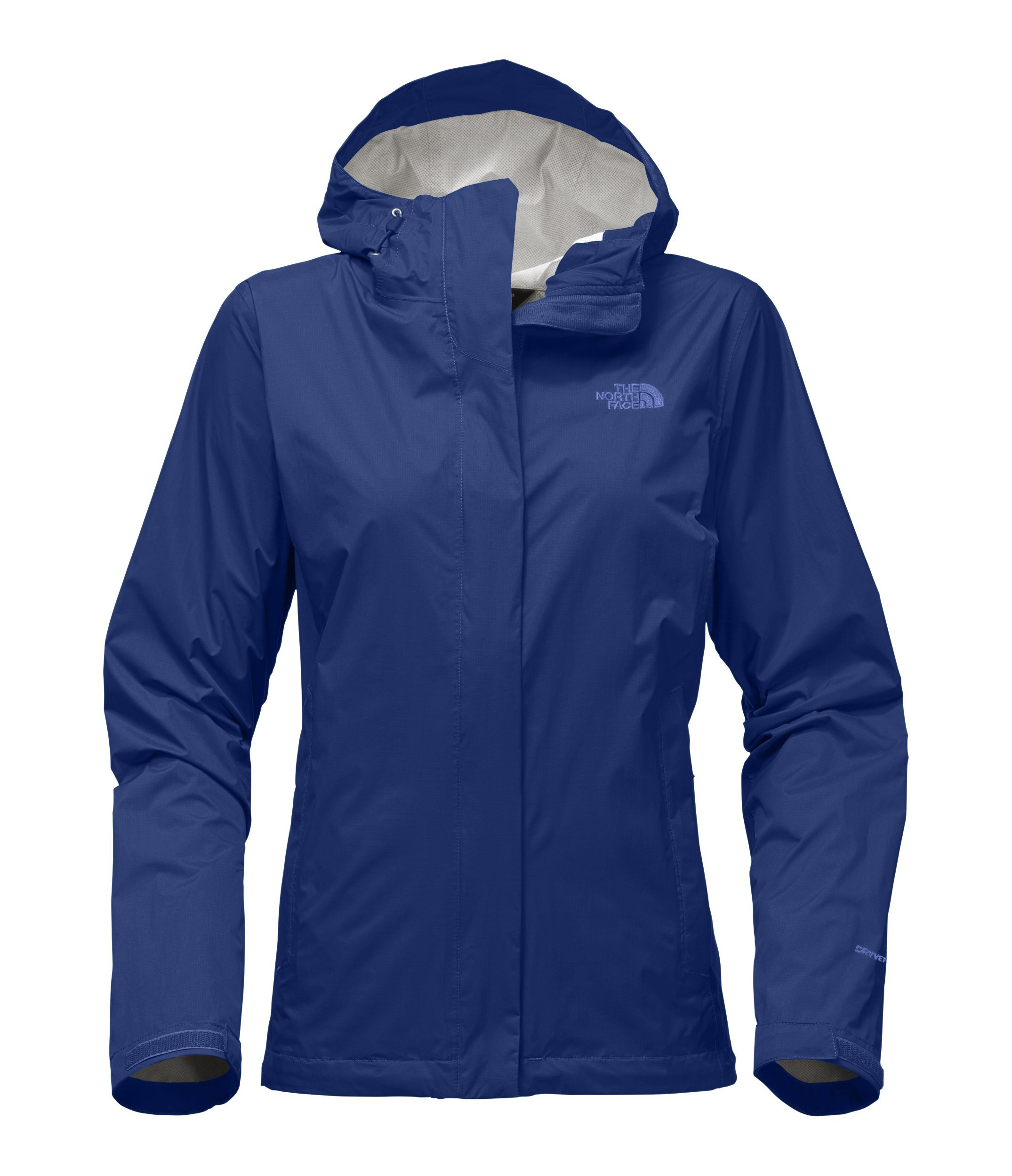 The North Face Women's Venture 2 Jacket Soda Lite Blue - XXL