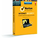 Norton Internet Security 2014 - 1 Year / 3 Licenses [Old Version]