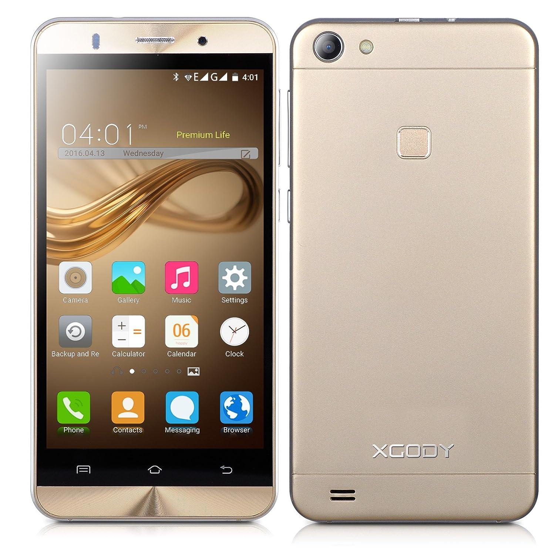 Xgody X15 5 Inch 3G Unlocked Cell Phone 8GB/1GB Quad Core