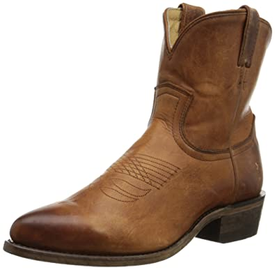 Womens Billy Short Western Boot