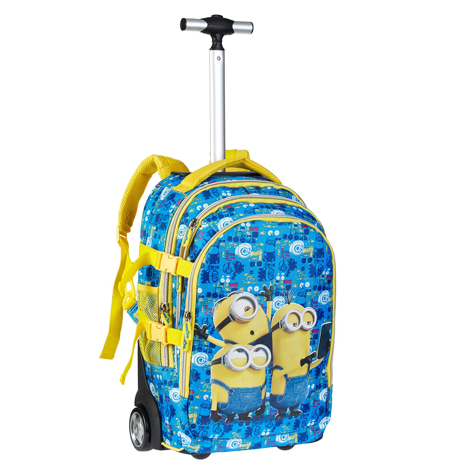 Minions – 53313 – Rucksack-Trolley Roulette