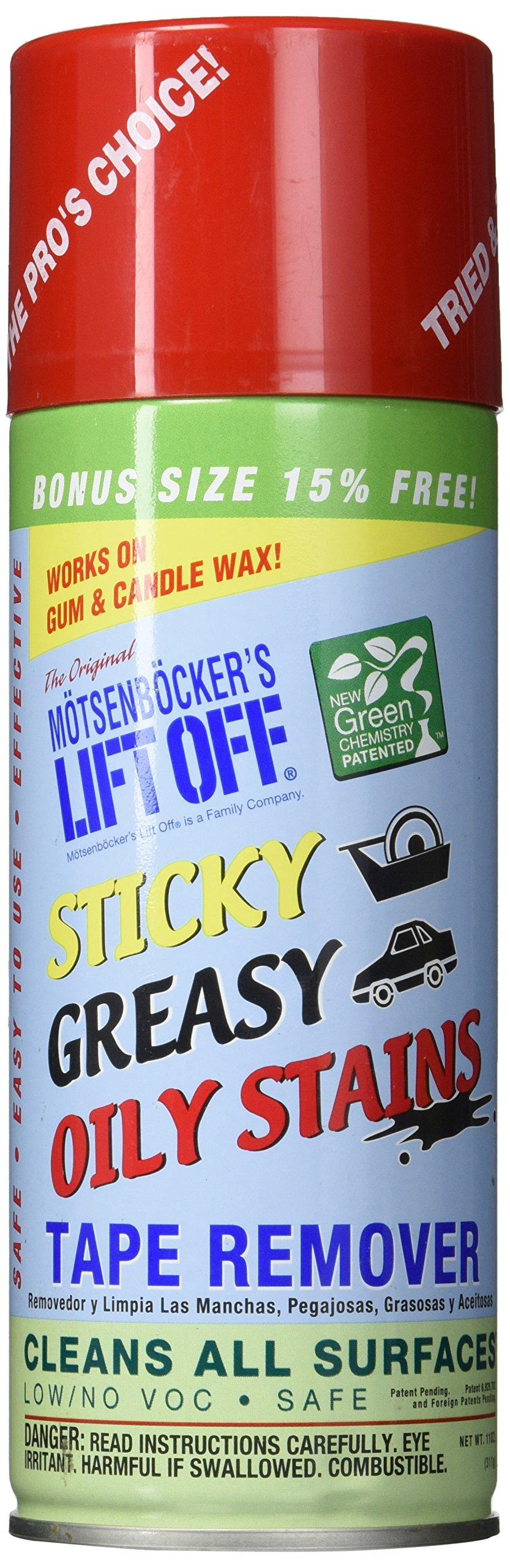 Motsenbocker's Lift Off 402-11 #2 Sticky, Greasy, Oily Stain Remover