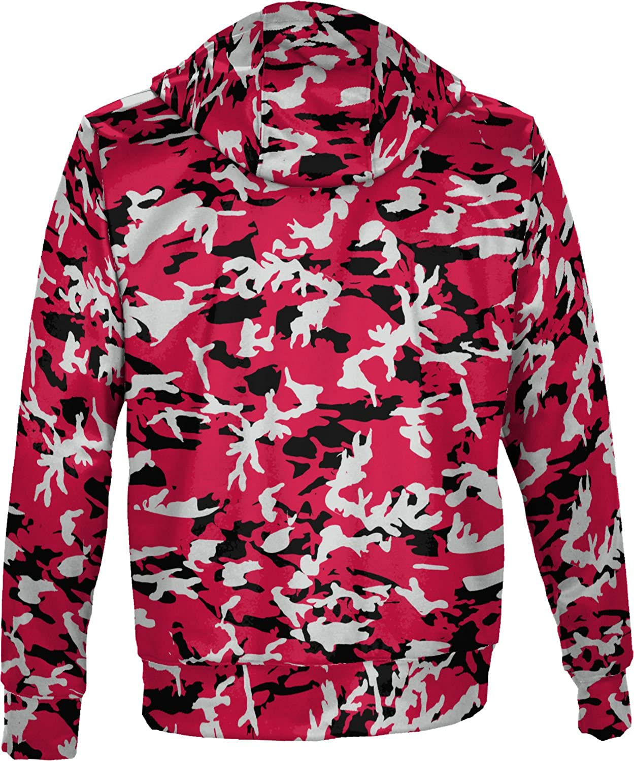 Camo ProSphere University of Virginias College at Wise Boys Fullzip Hoodie