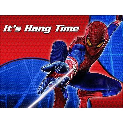 Marvel Spiderman Spider Sense Tablecover: Toys & Games
