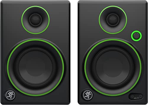 Mackie CR Series CR3 – 3″ Creative Reference Multimedia Monitors Review