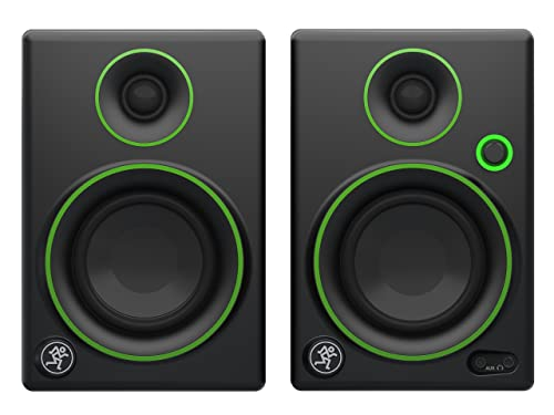 Mackie Studio Monitor CR3 Review