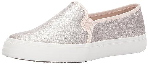 e05a80f258c2a Keds Women s Double Decker Lurex Fashion Sneakers