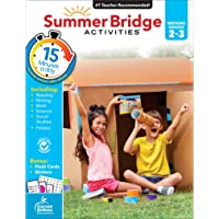 Summer Bridge Activities Workbook―Bridging Grades 2 to 3 in Just 15 Minutes a Day, Reading, Writing, Math, Science…