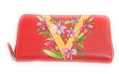 Valentino - Cartera para mujer Rojo roosso