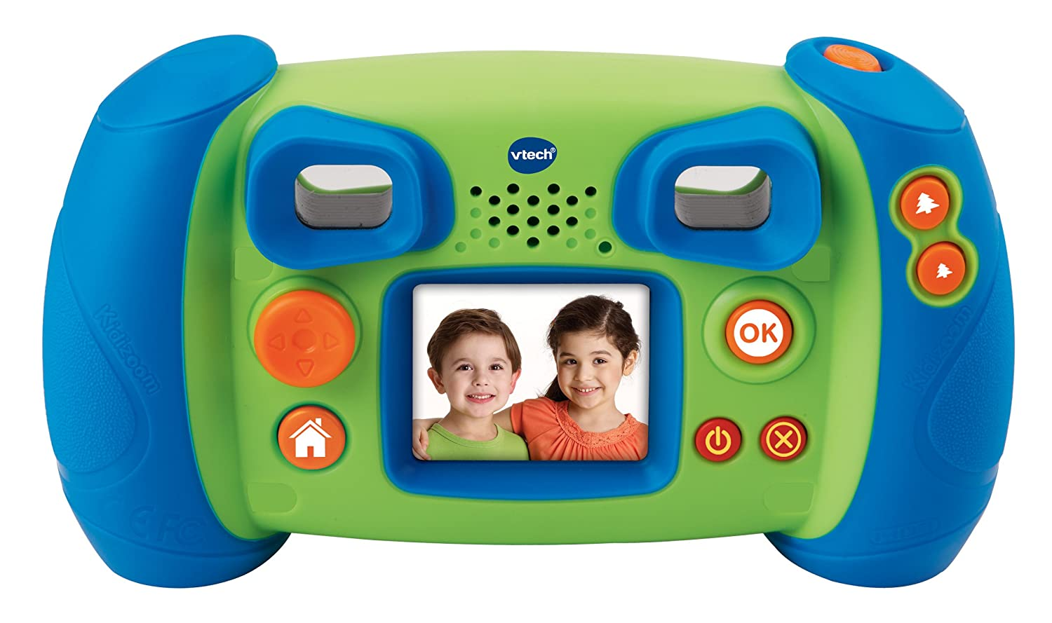 Camera Vtech Kids Camera amazon com vtech kidizoom camera connect blue discontinued by manufacturer toys games