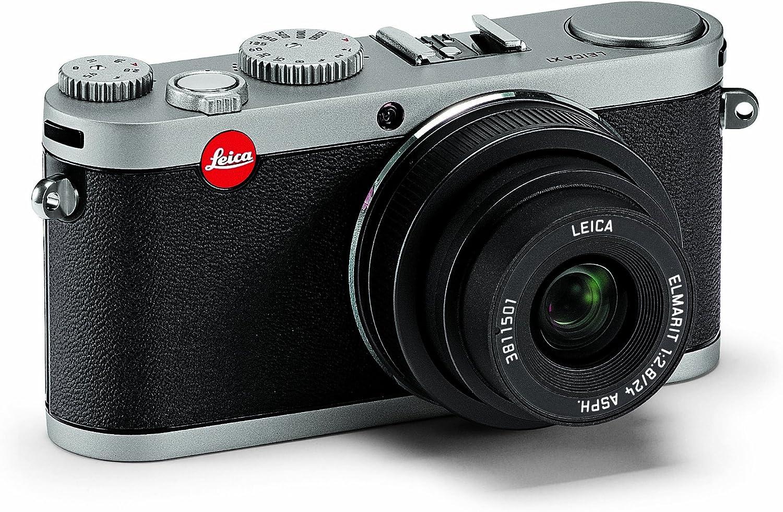 Leica X1 - Cámara Digital Compacta 12.9 MP (2.7 Pulgadas LCD ...