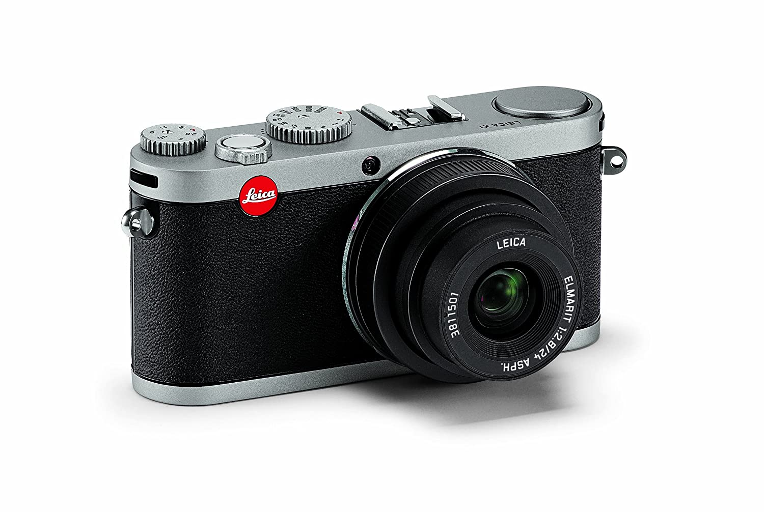 Amazon.com : Leica X1 12.2MP APS-C CMOS Digital Camera ...
