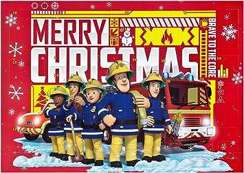 Undercover calendrier de l/'avent Pompier Sam