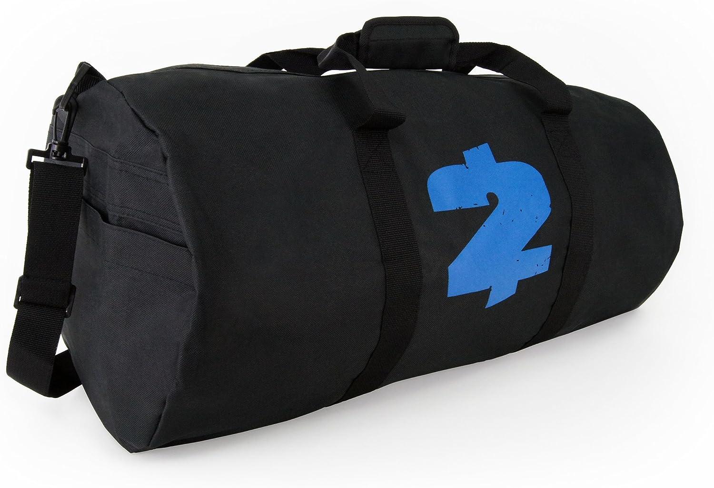 PAYDAY 2 2 $ Logo Duffle Bag Black GE2172 NOUVEAU