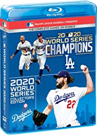 2020 World Series Collector's Edition 8-Disc Set arrives on Blu-ray and DVD Feb. 9 from Shout! Factory
