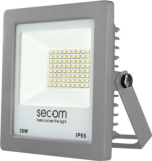 Secom TENKO Eco LED Titanio 30W, 3000 lúmenes, 5700ºK Proyector ...