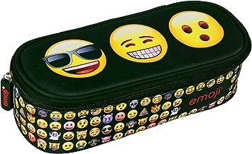 Undercover emtu7731 – Estuche Emoji, 21 x 9 x 5 cm: Amazon.es: Juguetes y juegos