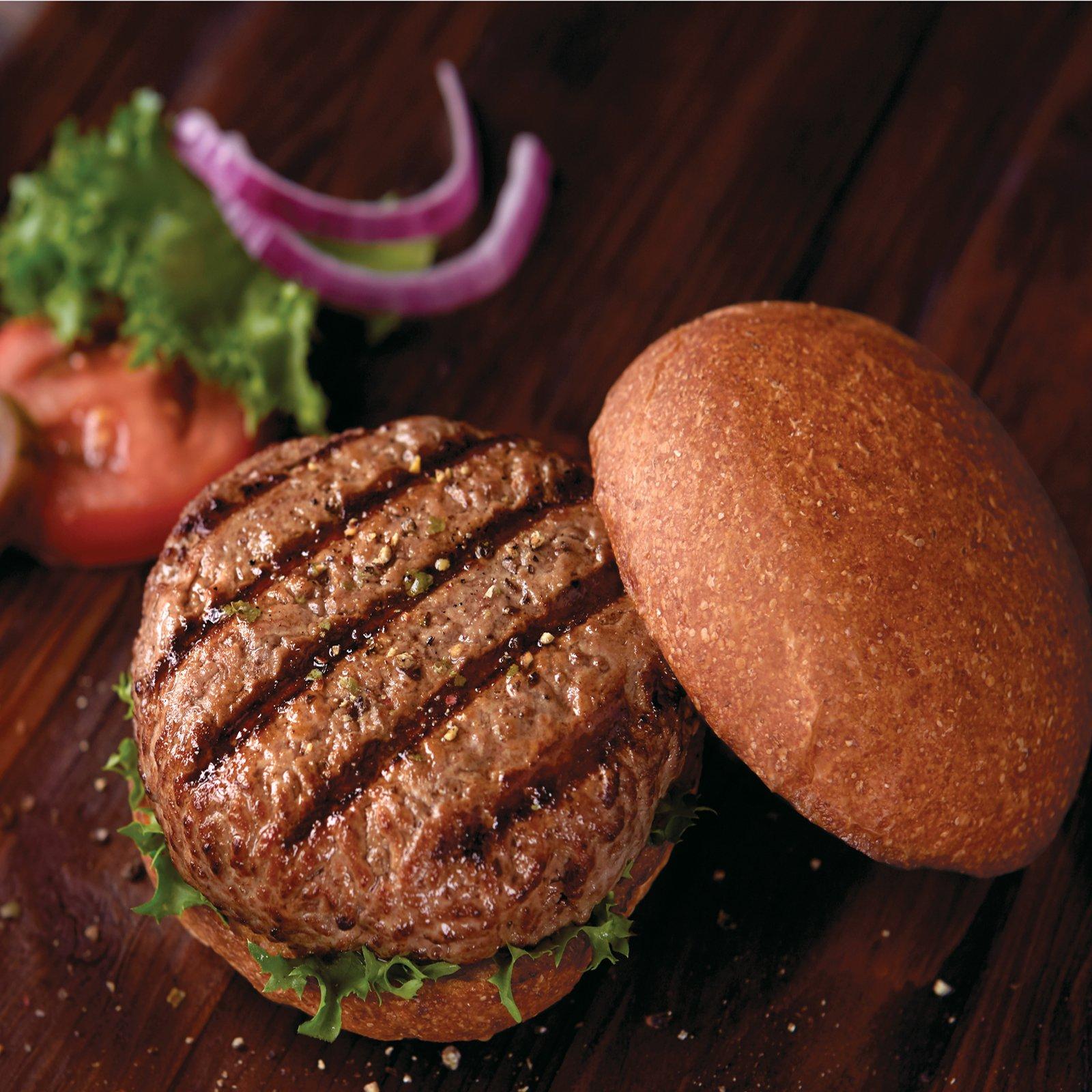24 Grass Fed Burgers, 4 oz each